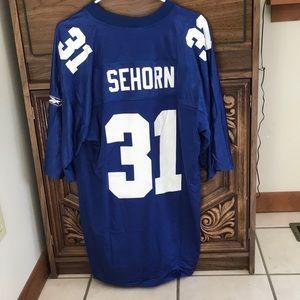 NY Giants Sehorn Jersey
